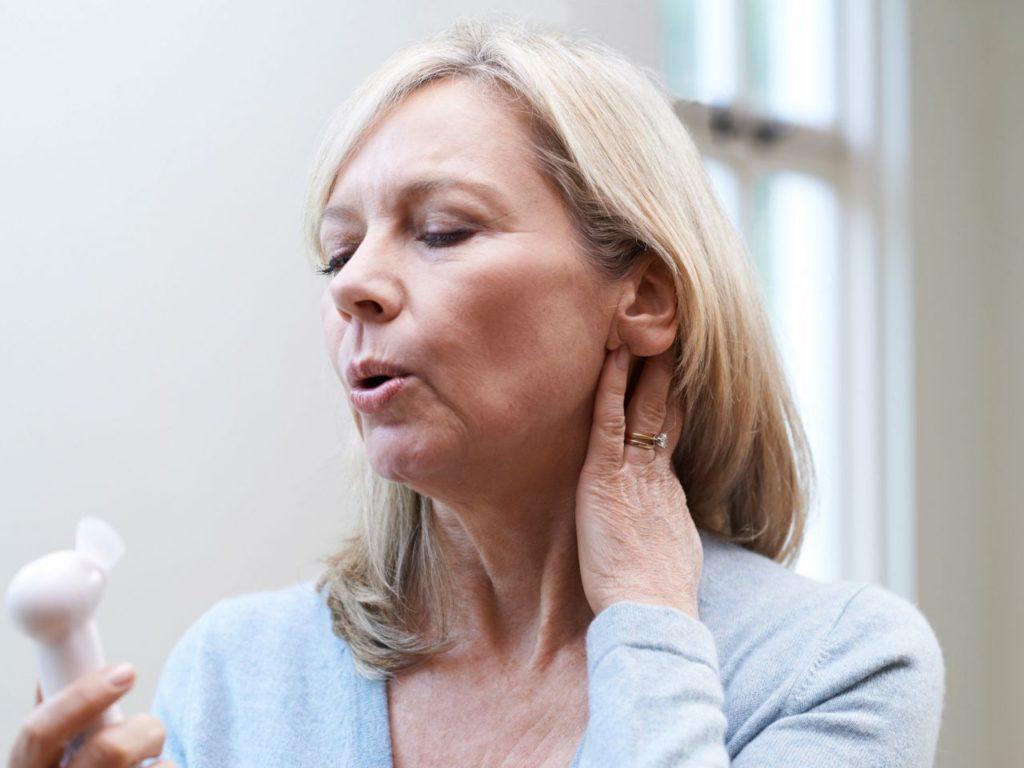 menopause symptômes